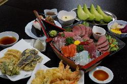 [ぐるなび限定コース] 東京湾に浮かぶ船上でご宴会を