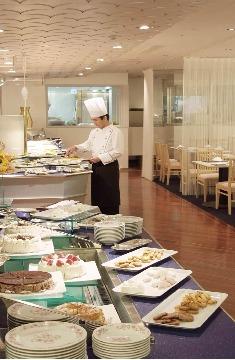 ホテルオークラレストラン横浜 ブッフェ&ダイニング サファイアの画像