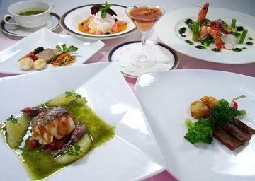 銀座 Sun-mi本店 フランス料理エミュの画像