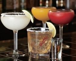 メキシコ料理に欠かせない、'マルガリータ'