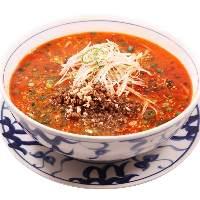 本場四川省の担々麺
