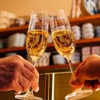 [美酒と共に…] 日本料理と相性の良い日本酒やワインも充実