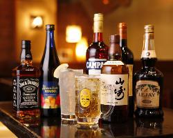 焼酎・日本酒各種取り揃え! 企業様のご利用を多数頂いています