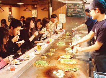 広島お好み焼 鉄板焼 じゅん平 浦安本店の画像2