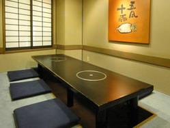 ◆4〜6名様の接待用個室◆ 接待・会議弁当の配達も承ります。