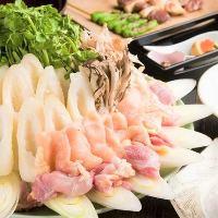 郷土料理百選で選ばれた『きりたんぽ鍋』。秋田の郷土料理です。