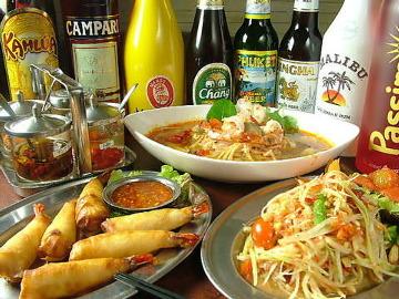 タイ料理 あろいなたべた(aroyna tabeta)の画像