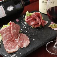 【絶品イタリアン】 創作イタリアンをつまみにお酒をお楽しみ下さい。