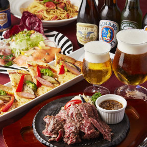 和牛熟成肉 BeerKitchen AOSHIMA 貿易センタービル店