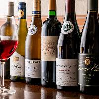 他店ではなかなかお目にかかれないシチリアワインが多数。