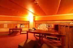 『屋根裏半個室』まさに秘密基地です。15名様~貸切OKです!