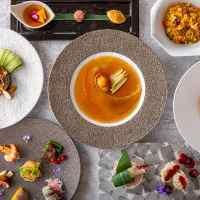 ヒルトン伝統の中国料理を堪能するならコース料理