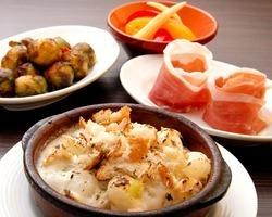 気軽に楽しむ スペイン式小皿料理「タパス」