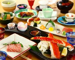季節の食材を使ったコース料理 ご会食や接待など