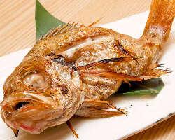 超美味!高級魚【のど黒】付きご宴会コース全8品 4900円ご用意!