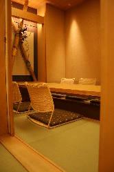 全席完全個室。ご接待・ご商談・各種ご宴会に最適です。