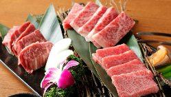 厳選した国産和牛は、安全管理を徹底!旨味溢れるお肉は絶品です