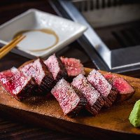 当店は「牛肉トレーサビリティ」に取り組んでいる安心な肉仕様。