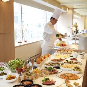 京王プラザホテル八王子 レストラン ル クレールの画像