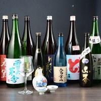 秋田県が誇る純米酒を季節に合わせて取り揃えております。