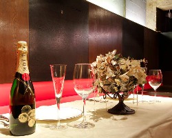 【結婚式2次会に】 店内貸切で最大100名様迄のパーティーが可能