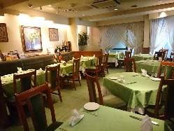 二階レストラン