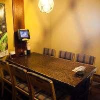 お食事会に最適!刺身7点盛り&蟹鍋が味わえる6,500円コース。