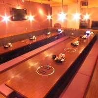 【川越】 宴会個室30~100名様完備☆リーズナブルなコースも◎