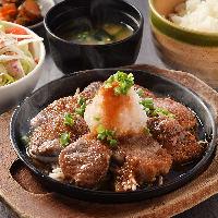 甘太郎食堂OPEN♪ステーキやホッケなど充実の定食メニュー!