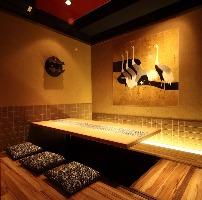 「鶴の間」 6名様用の個室