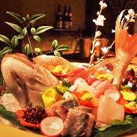 お祝いごとには天然物の真鯛をどうぞ。