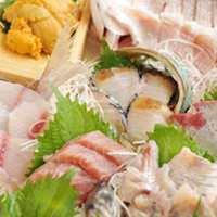 【魚が命】 仲卸免許を持つ店主が自ら仕入れる鮮魚は抜群に旨い
