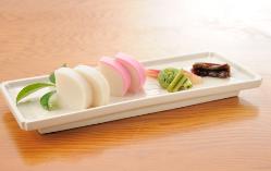 一級技能士が作る、鈴廣の超特選蒲鉾「古今」をお蕎麦の前に。