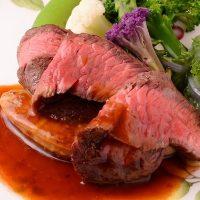 美幌黒毛和牛最高ランクA5等級ランプステーキ