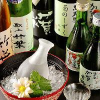 豊かな食文化の横には銘酒が寄り添う。旨みが際立つ石川の地酒