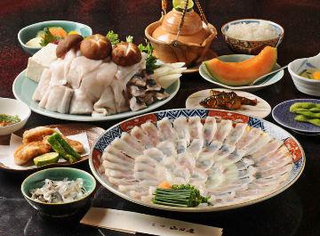 ふぐ料理・はも料理 三田 山田屋の画像