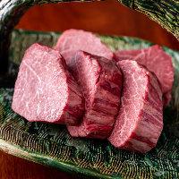国産和牛シャトーブリアンは格段の柔らかさを持つ絶品希少赤身肉