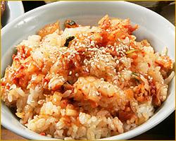 まぼろしのキムチ飯☆