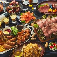 室料+お料理付きのお得なパーティプラン!!