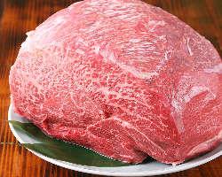 最高級食材を素材の味を活かした調理法でご提供します!