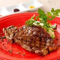 フレンチシェフの本格料理を堪能できる!人気は牛ロースのグリル