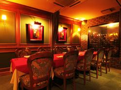 2階個室&ワインセラー