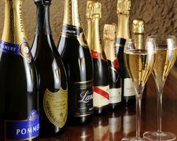 特別な日に…シャンパンの品揃えは 川越随一!!