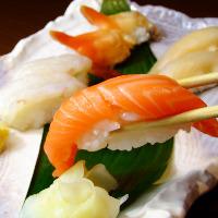 鮮度抜群!!美味しい寿司