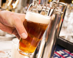 【ビール】 今話題のクラフトビールをお楽しみいただけます
