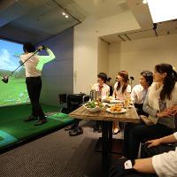 【ゴルフ】 カラオケも使えてパーティーで大人気☆