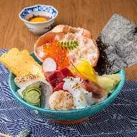 ◇日本酒、焼酎、果実酒…日替わりで豊富に揃えております。◇