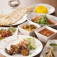 インド料理でパーティーはいかがですか?