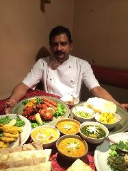 歓送迎会は是非インド料理で!