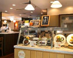 [デリカコーナー] 自慢の味をお惣菜やオードブルとして販売♪